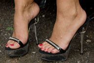 small preview pic number 1 from set 542 showing Allyoucanfeet model Neelie