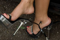 small preview pic number 2 from set 542 showing Allyoucanfeet model Neelie