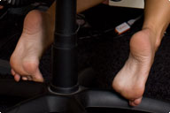 small preview pic number 3 from set 544 showing Allyoucanfeet model Tara