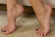 small preview pic number 2 from set 570 showing Allyoucanfeet model Escada