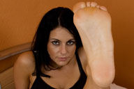 small preview pic number 2 from set 572 showing Allyoucanfeet model Esperanza