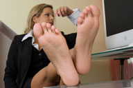 small preview pic number 5 from set 576 showing Allyoucanfeet model Nina
