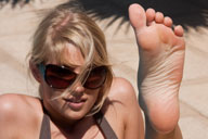 small preview pic number 3 from set 617 showing Allyoucanfeet model Steffi