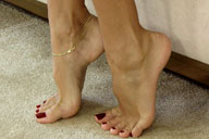 small preview pic number 3 from set 624 showing Allyoucanfeet model Mel
