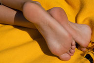small preview pic number 3 from set 630 showing Allyoucanfeet model Flora