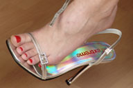 small preview pic number 1 from set 631 showing Allyoucanfeet model Venetia