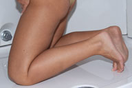 small preview pic number 3 from set 646 showing Allyoucanfeet model Diana