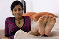 small preview pic number 4 from set 654 showing Allyoucanfeet model Surya