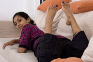 small preview pic number 6 from set 654 showing Allyoucanfeet model Surya