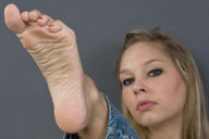 small preview pic number 4 from set 656 showing Allyoucanfeet model Sarah