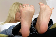 small preview pic number 4 from set 661 showing Allyoucanfeet model Cathy