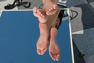 small preview pic number 3 from set 680 showing Allyoucanfeet model Marie