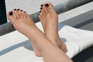 small preview pic number 4 from set 680 showing Allyoucanfeet model Marie