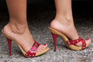 small preview pic number 1 from set 688 showing Allyoucanfeet model Jasmina