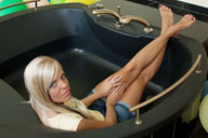 small preview pic number 2 from set 690 showing Allyoucanfeet model Jolina