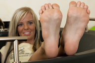 small preview pic number 6 from set 690 showing Allyoucanfeet model Jolina