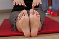 small preview pic number 1 from set 692 showing Allyoucanfeet model Naddl