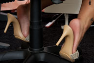 small preview pic number 1 from set 695 showing Allyoucanfeet model Neelie