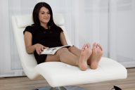 small preview pic number 3 from set 696 showing Allyoucanfeet model Lana