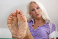 small preview pic number 4 from set 697 showing Allyoucanfeet model Bonnie