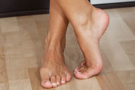 small preview pic number 6 from set 697 showing Allyoucanfeet model Bonnie