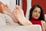 small preview pic number 6 from set 700 showing Allyoucanfeet model Jana