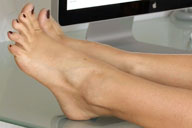 small preview pic number 5 from set 716 showing Allyoucanfeet model Madeleine