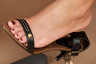 small preview pic number 1 from set 726 showing Allyoucanfeet model Agnes