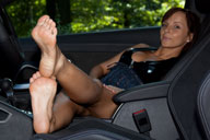 small preview pic number 6 from set 733 showing Allyoucanfeet model CathyB
