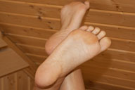 small preview pic number 3 from set 736 showing Allyoucanfeet model Diana