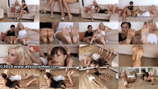 medium preview pic from set 748 showing Allyoucanfeet model Aileen