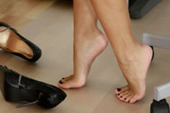 small preview pic number 2 from set 761 showing Allyoucanfeet model Brini