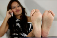 small preview pic number 5 from set 761 showing Allyoucanfeet model Brini