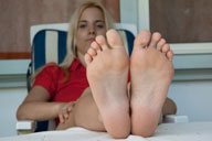 small preview pic number 6 from set 771 showing Allyoucanfeet model Silvi