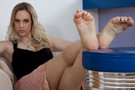 small preview pic number 5 from set 772 showing Allyoucanfeet model Madeleine