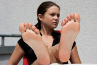 small preview pic number 6 from set 775 showing Allyoucanfeet model Ina
