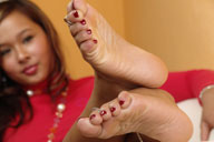 small preview pic number 3 from set 781 showing Allyoucanfeet model Jing