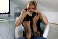 small preview pic number 4 from set 783 showing Allyoucanfeet model Karine