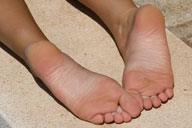 small preview pic number 2 from set 785 showing Allyoucanfeet model Kesia