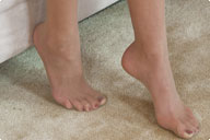 small preview pic number 1 from set 804 showing Allyoucanfeet model Caro