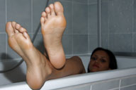 small preview pic number 2 from set 808 showing Allyoucanfeet model Gülli