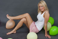 small preview pic number 2 from set 810 showing Allyoucanfeet model Cathy