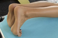 small preview pic number 6 from set 813 showing Allyoucanfeet model Flora