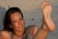 small preview pic number 2 from set 816 showing Allyoucanfeet model Sandy