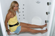small preview pic number 2 from set 824 showing Allyoucanfeet model Maxine