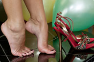 small preview pic number 2 from set 828 showing Allyoucanfeet model Tara