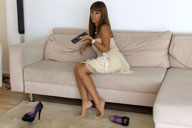 small preview pic number 1 from set 831 showing Allyoucanfeet model Lina
