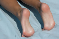 small preview pic number 3 from set 834 showing Allyoucanfeet model Nicky