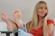 small preview pic number 6 from set 858 showing Allyoucanfeet model Maya