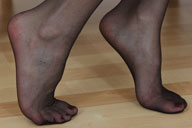 small preview pic number 2 from set 860 showing Allyoucanfeet model Chris
